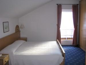 Camera doppia o matrimoniale con balcone