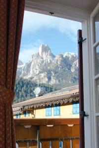 camera famigliare con balcone panoramico
