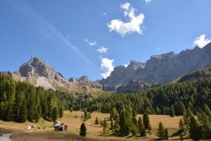 Val San Nicolo in autunno