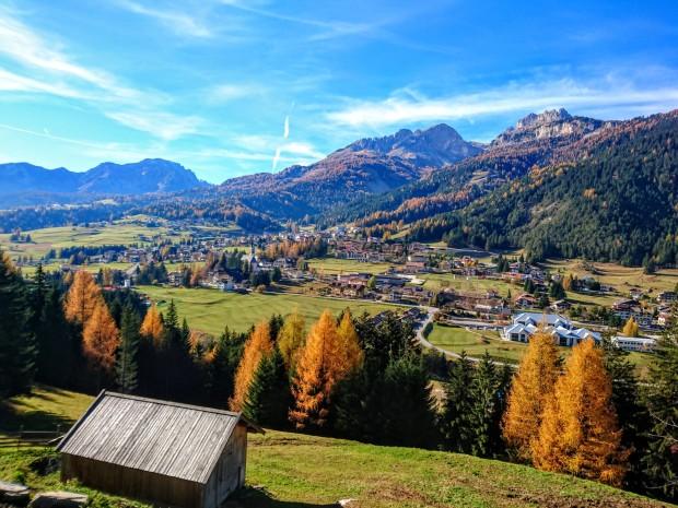Rifugi del gusto - Val di Fassa in autunno