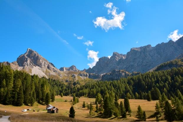 Valle San Nicolo autunno
