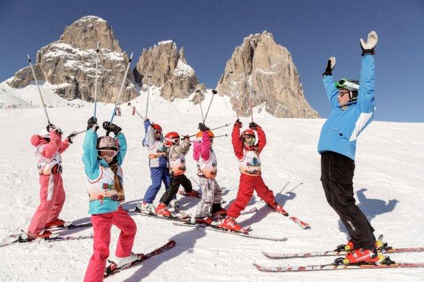 Val di Fassa free ski day sciare gratis